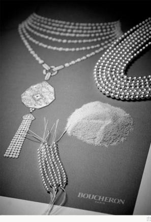 Nagaur necklace (Making) from the Bleu de Jodhpur by Boucheron